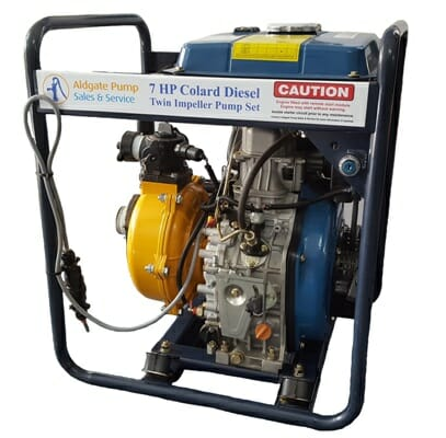 fire safety pumps remote start diesel aldgate pumps adelaide