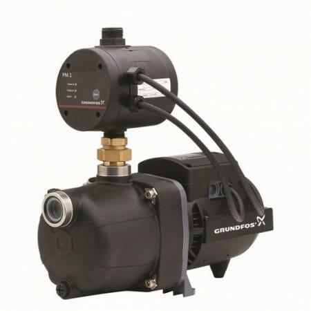 Grundfos JPC with PM1 pressure pump