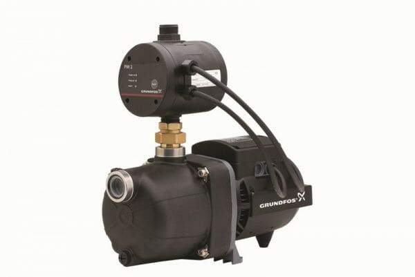 Grundfos JPC with PM1 pressure pump