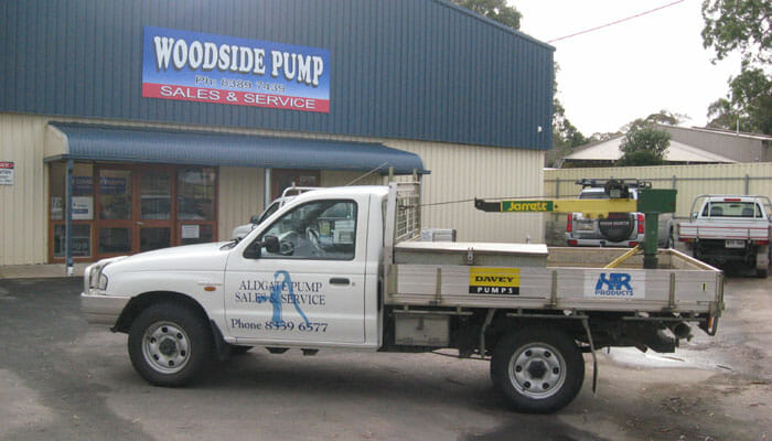 Woodside Workshop Unit 3, 4 Charles Street, Woodside Phone: (08) 8389 7439