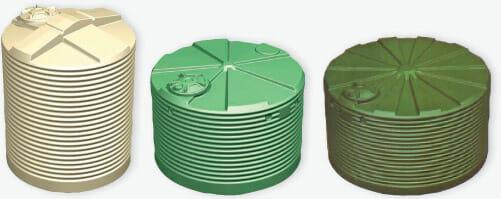 Polyethylene Tanks from Bushmans