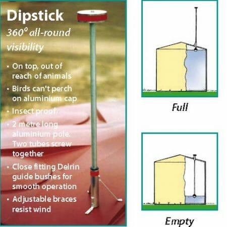 Yaktek Dipstick