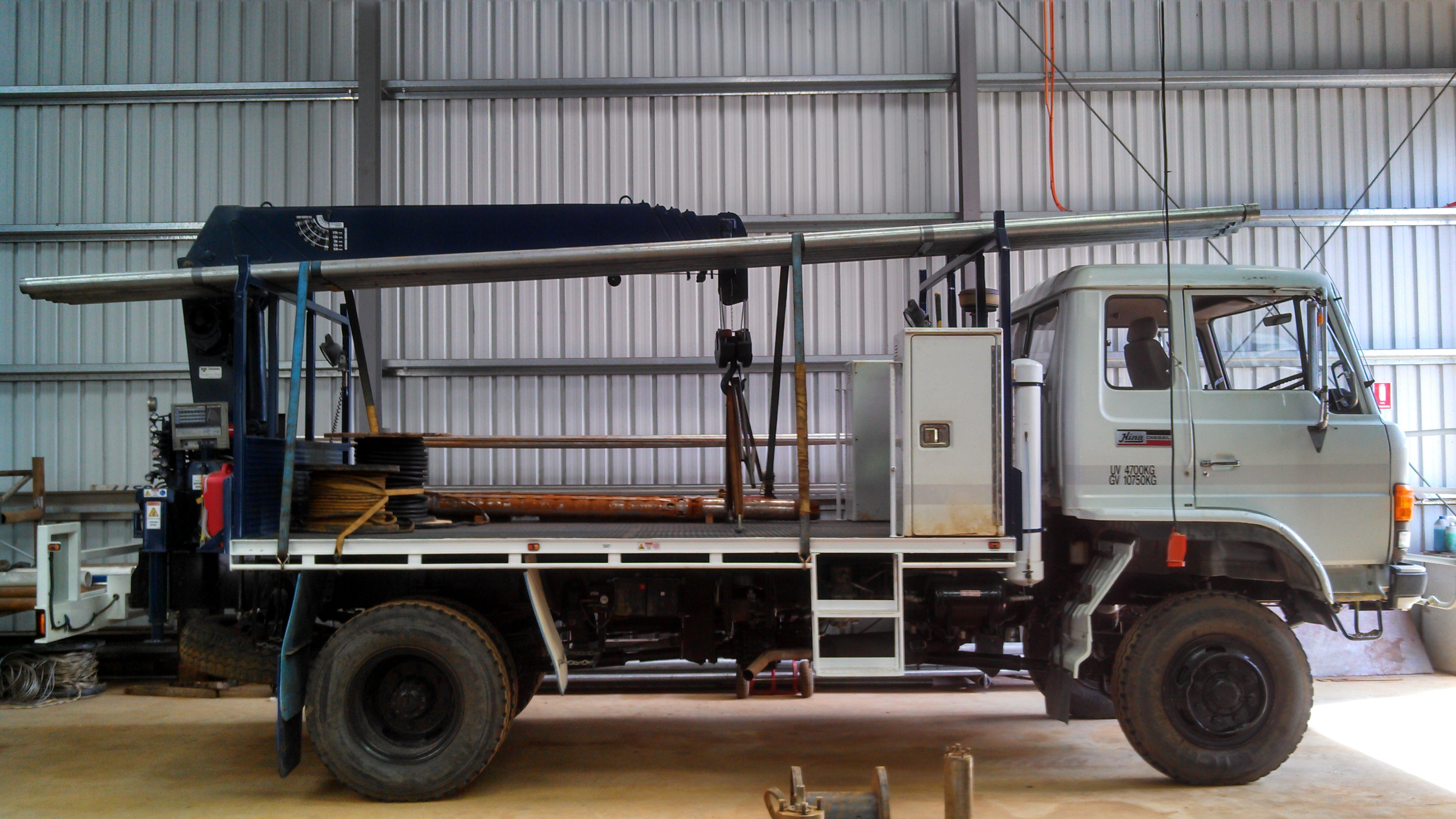 mobile-services adelaide water pump installation removal